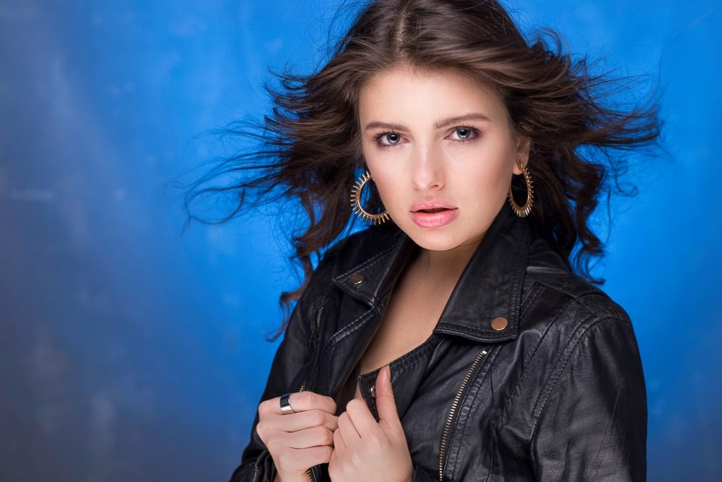 Modelka: Martyna Kupińska<br>MUA: Joanna Huczko